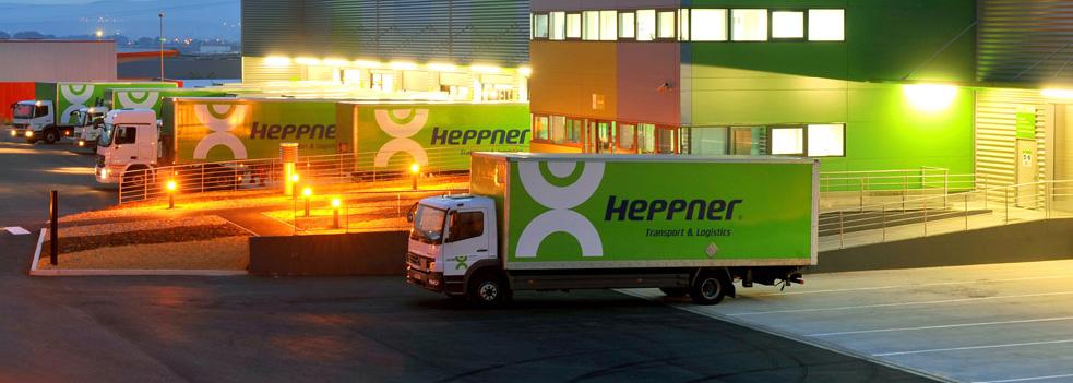 Connaitre le groupe Heppner